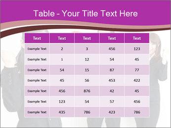 Asian business team PowerPoint Templates - Slide 55