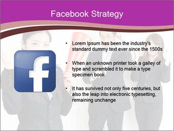Asian business team PowerPoint Templates - Slide 6