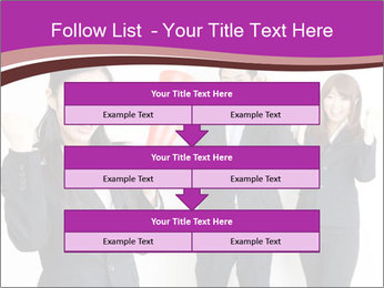 Asian business team PowerPoint Templates - Slide 60