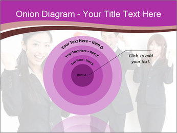 Asian business team PowerPoint Templates - Slide 61