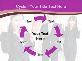 Asian business team PowerPoint Templates - Slide 62