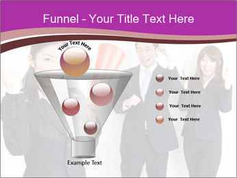 Asian business team PowerPoint Templates - Slide 63