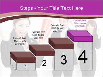 Asian business team PowerPoint Templates - Slide 64