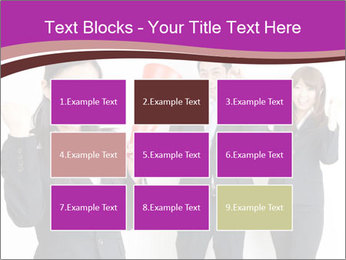 Asian business team PowerPoint Templates - Slide 68