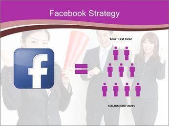 Asian business team PowerPoint Templates - Slide 7