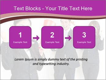 Asian business team PowerPoint Templates - Slide 71