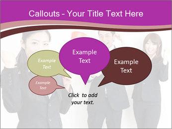 Asian business team PowerPoint Templates - Slide 73