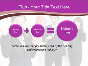 Asian business team PowerPoint Templates - Slide 75