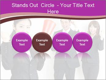Asian business team PowerPoint Templates - Slide 76