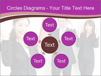 Asian business team PowerPoint Templates - Slide 78