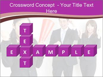 Asian business team PowerPoint Templates - Slide 82