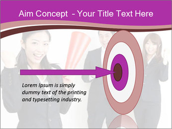 Asian business team PowerPoint Templates - Slide 83