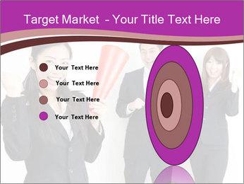 Asian business team PowerPoint Templates - Slide 84