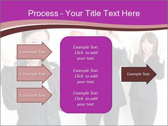 Asian business team PowerPoint Templates - Slide 85
