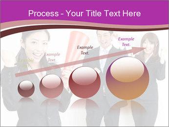 Asian business team PowerPoint Templates - Slide 87