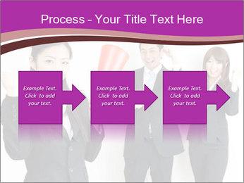Asian business team PowerPoint Templates - Slide 88