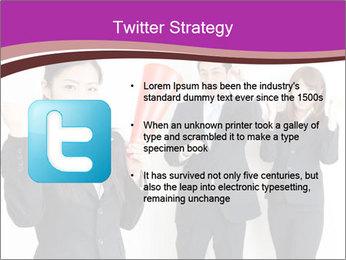 Asian business team PowerPoint Templates - Slide 9