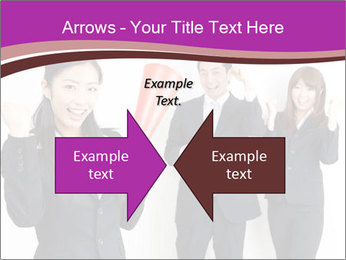 Asian business team PowerPoint Templates - Slide 90