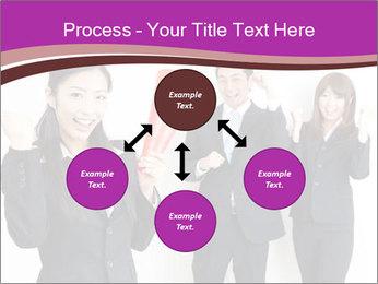 Asian business team PowerPoint Templates - Slide 91