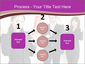 Asian business team PowerPoint Templates - Slide 92