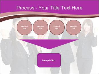 Asian business team PowerPoint Templates - Slide 93