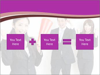 Asian business team PowerPoint Templates - Slide 95