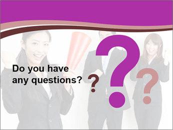 Asian business team PowerPoint Templates - Slide 96