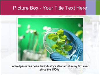 Green plants PowerPoint Template - Slide 16