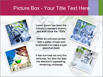 Green plants PowerPoint Template - Slide 24