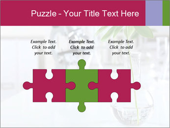 Green plants PowerPoint Template - Slide 42