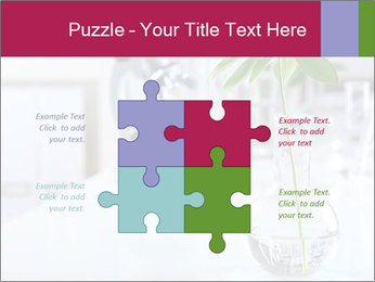 Green plants PowerPoint Template - Slide 43
