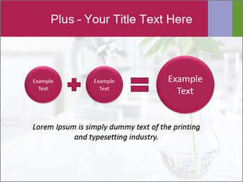 Green plants PowerPoint Template - Slide 75