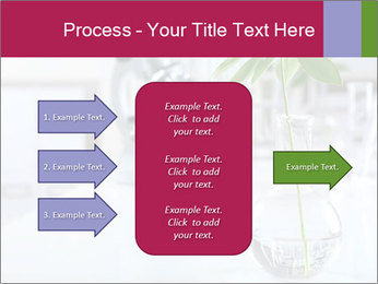 Green plants PowerPoint Template - Slide 85
