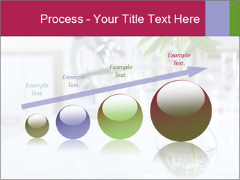 Green plants PowerPoint Template - Slide 87