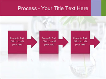 Green plants PowerPoint Template - Slide 88