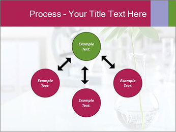Green plants PowerPoint Template - Slide 91