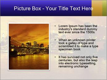 Brooklyn Bridge PowerPoint Templates - Slide 13