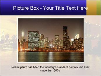 Brooklyn Bridge PowerPoint Templates - Slide 15