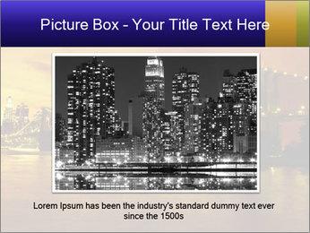 Brooklyn Bridge PowerPoint Templates - Slide 16