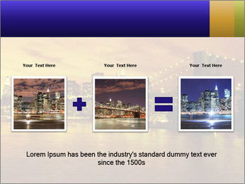Brooklyn Bridge PowerPoint Templates - Slide 22