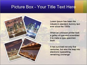 Brooklyn Bridge PowerPoint Templates - Slide 23