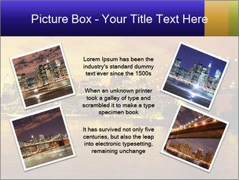 Brooklyn Bridge PowerPoint Templates - Slide 24