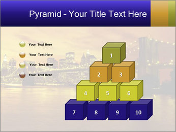 Brooklyn Bridge PowerPoint Templates - Slide 31