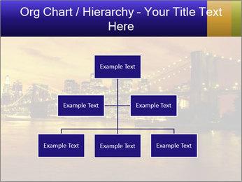 Brooklyn Bridge PowerPoint Templates - Slide 66