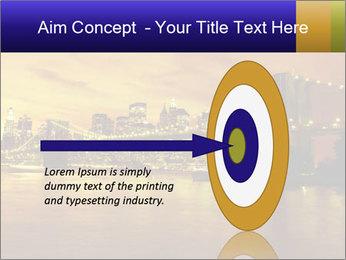 Brooklyn Bridge PowerPoint Templates - Slide 83
