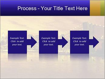 Brooklyn Bridge PowerPoint Templates - Slide 88