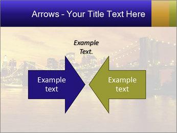 Brooklyn Bridge PowerPoint Templates - Slide 90