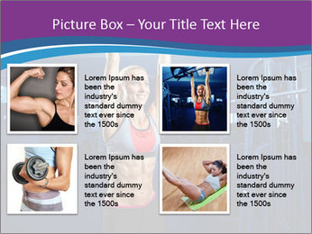 Perfect woman PowerPoint Template - Slide 14