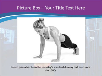 Perfect woman PowerPoint Template - Slide 15