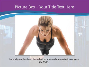 Perfect woman PowerPoint Template - Slide 16